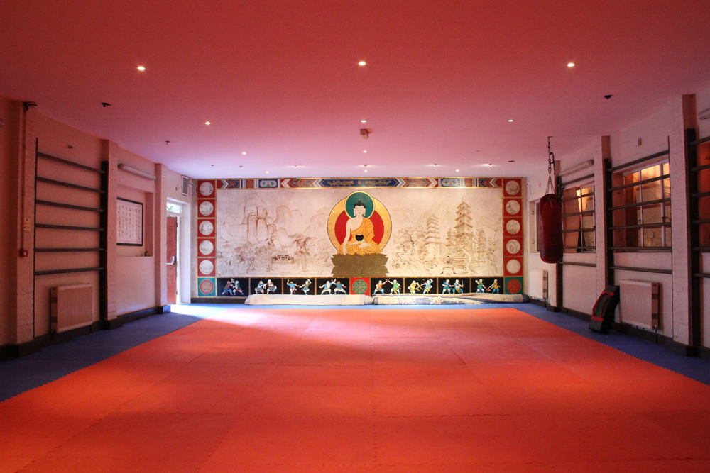 shaolin temple uk training  hall.JPG