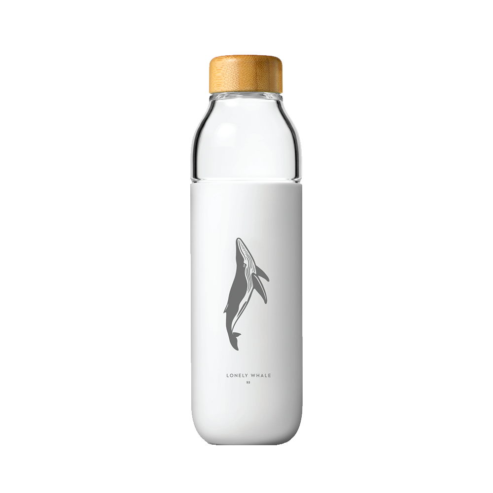 Donate $250 for a SOMA x Lonely Whale Bottle and limited edition t-shirt.