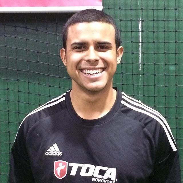 This TOCA Trainer is celebrating a birthday today. Have a great birthday Jonny! @jonnymarket11 #soccer #soccerlife #happybirthday