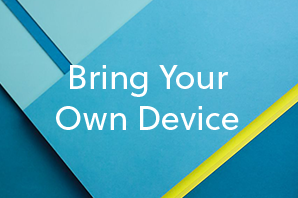 Details and instructions on getting access to our BYOD network.