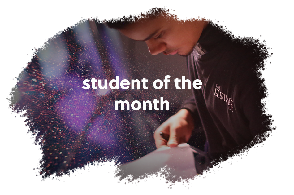 Take note of what makes an EUTC attendee a Student of the Month and celebrate your peers' achievements.