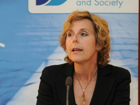 Connie Hedegaard - European Commissioner for Cliamte Action 2010-2014