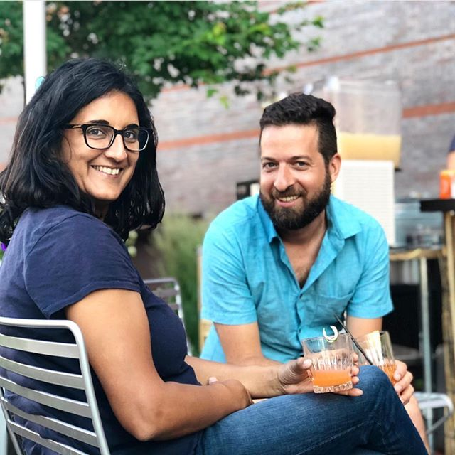 Just a couple of badass regulars enjoying the sun at the #autooutdoorbar 🌻 (📸✔️ @shanie131 ) . . . . . . . . . . . . . . . . #regulars #keepthelightson #beverages #cocktails #outdoorbar #bartenderlife #serverlife #weloveyou #thanksforeverything #lifeisbeautiful