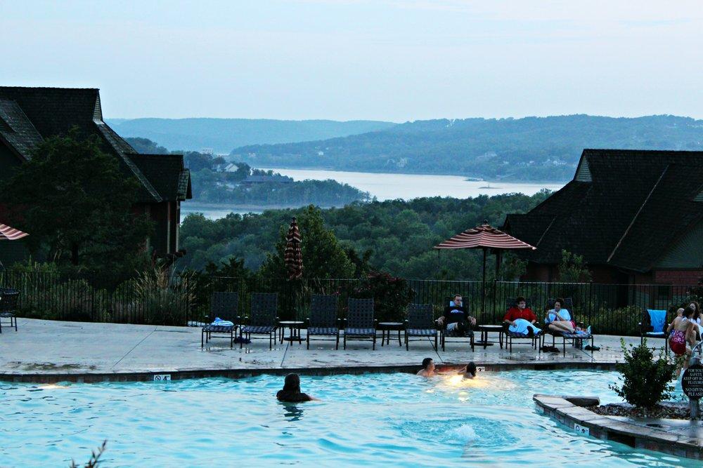 wilderness-falls-pool-big-cedar-overlooking-lake