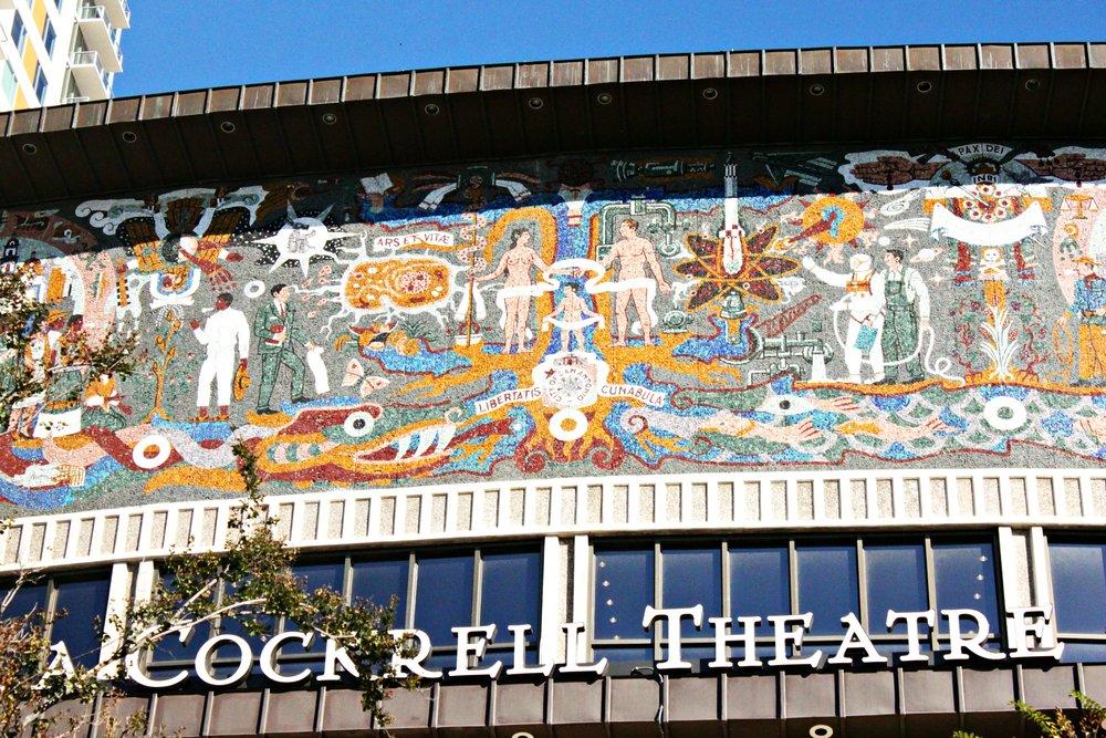 cockrell theatre san antonio