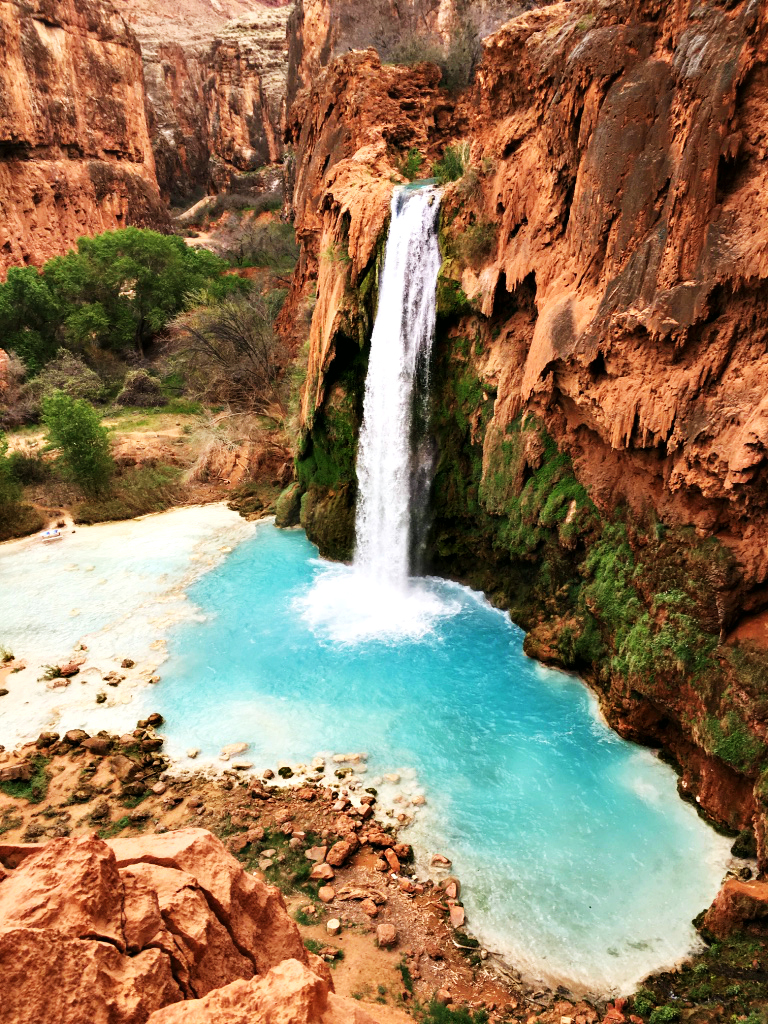 havasu-falls-overlook-grand-canyon-hiking