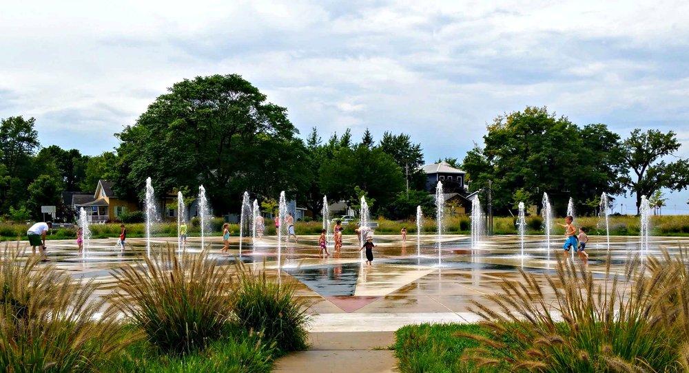 st-joseph-michigan-fountains