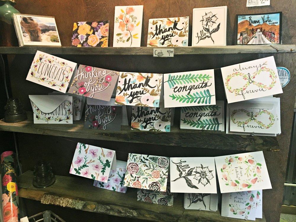 Rock Paper Scissors Buena Vista Colorado boutique