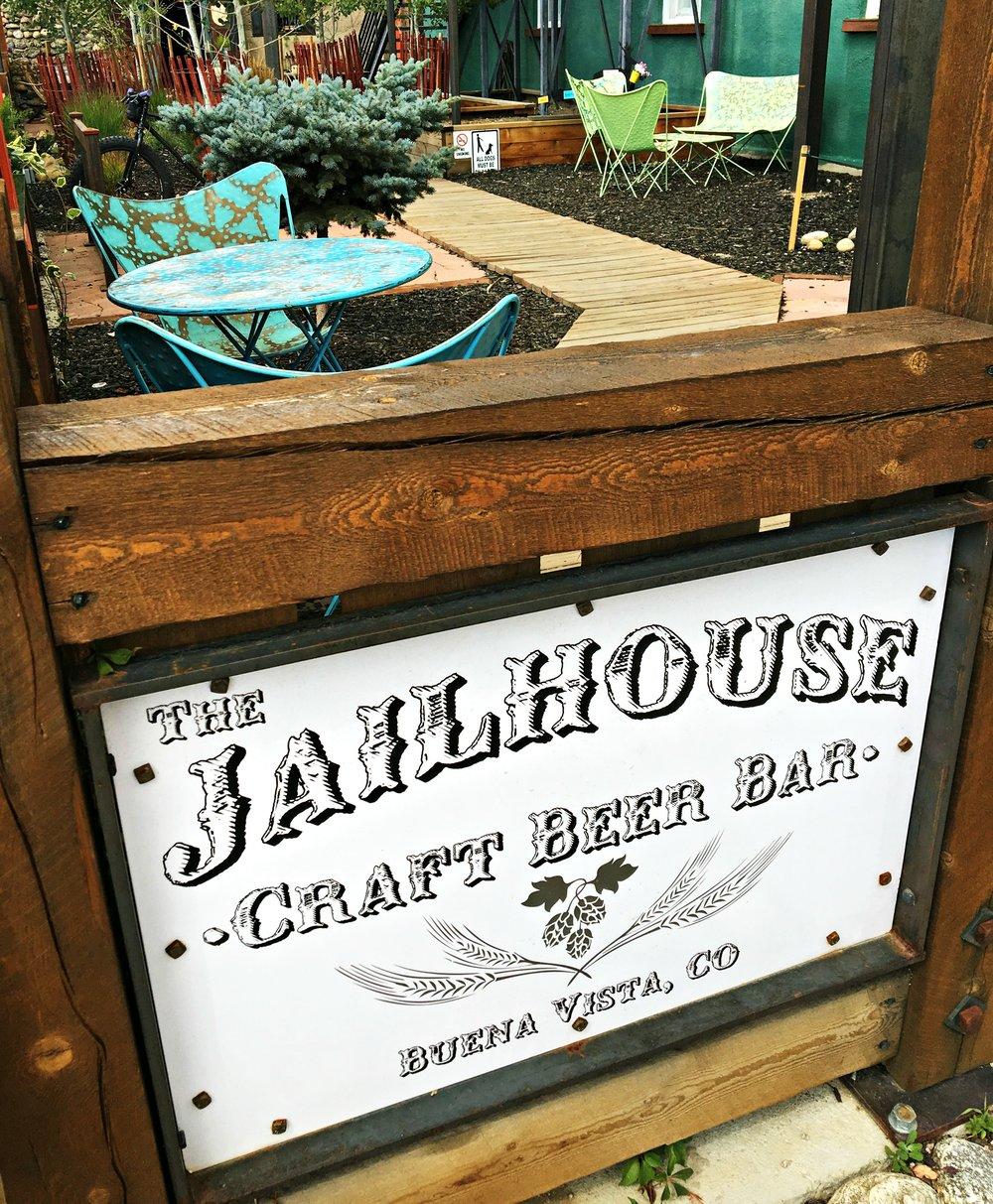 Jailhouse craft beer Buena Vista Colorado