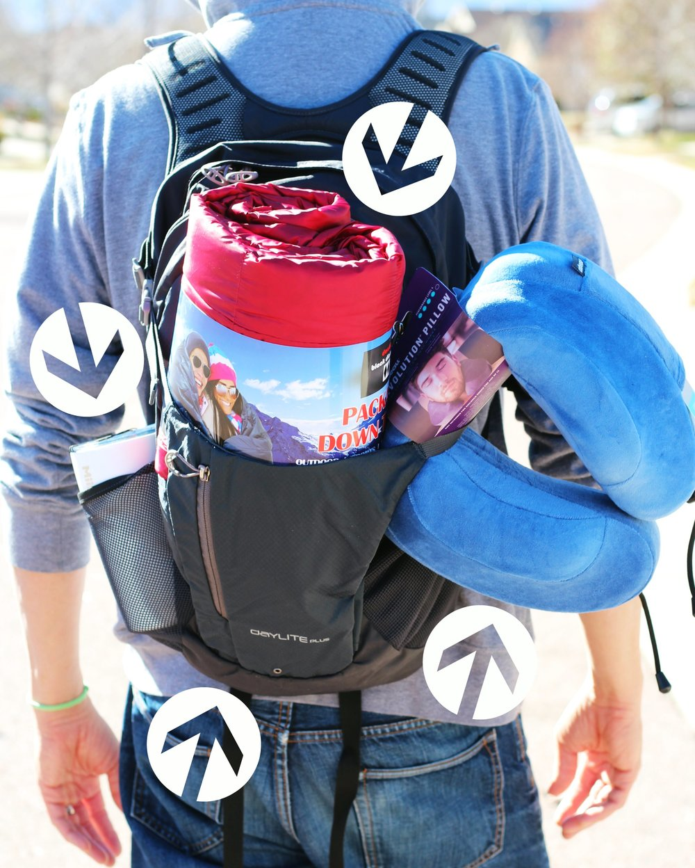 Travel gear giveaway! Enter our Thanksgiveaway! One lucky winner will receive an Osprey Daylite Plus backpack, Cabeau evolution travel pillow, MiiR pint cup, packable down throw, and our new eBooklet:  20 Adventurous Family Vacations. Starts 11/07/17 and ends 11/28/17.