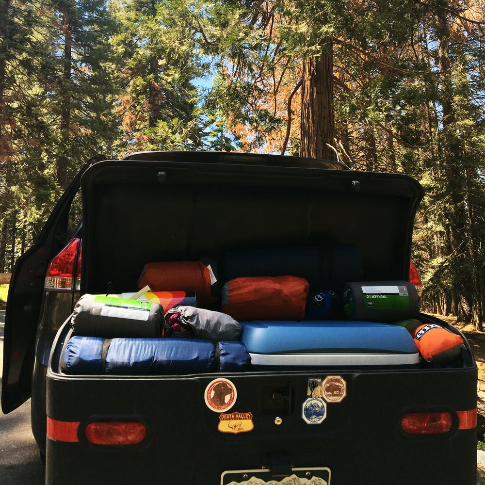 FAVORITE PRODUCTS   Reviews of some of our favorite travel gear, camping gear, and everyday things that make road trips and family life easier.