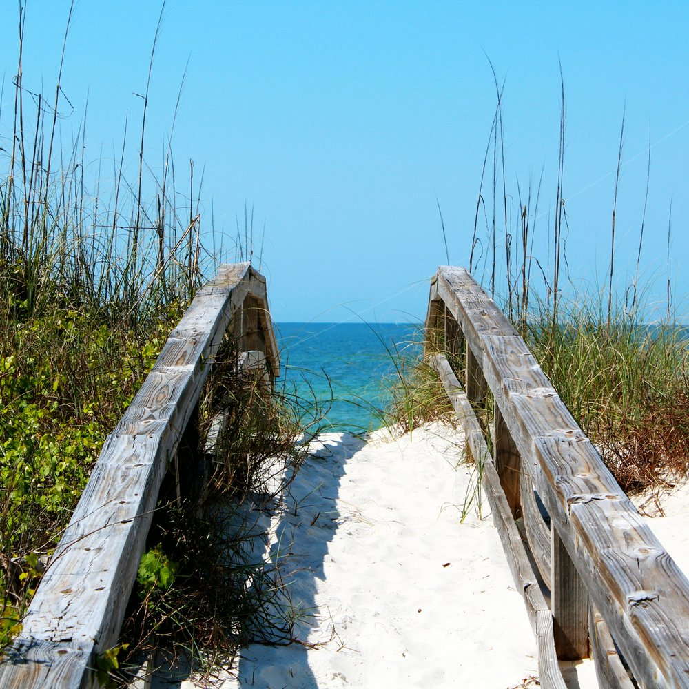BEACHES   Relaxing beach vacations for families looking to get away, soak up some sun, and play in the waves.