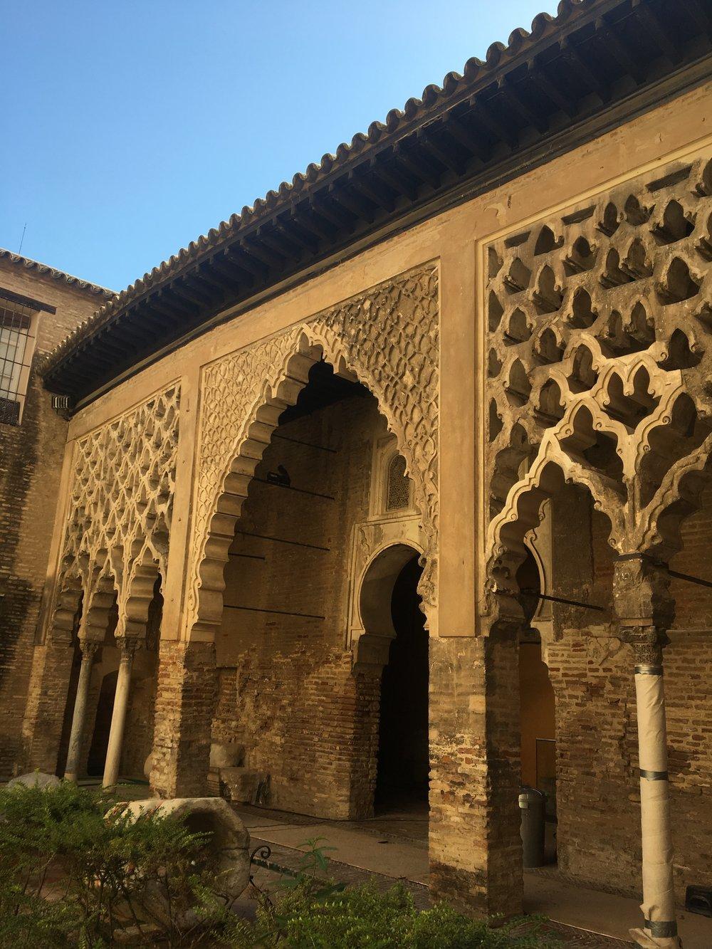 Alcazar-Sevilla-Spain