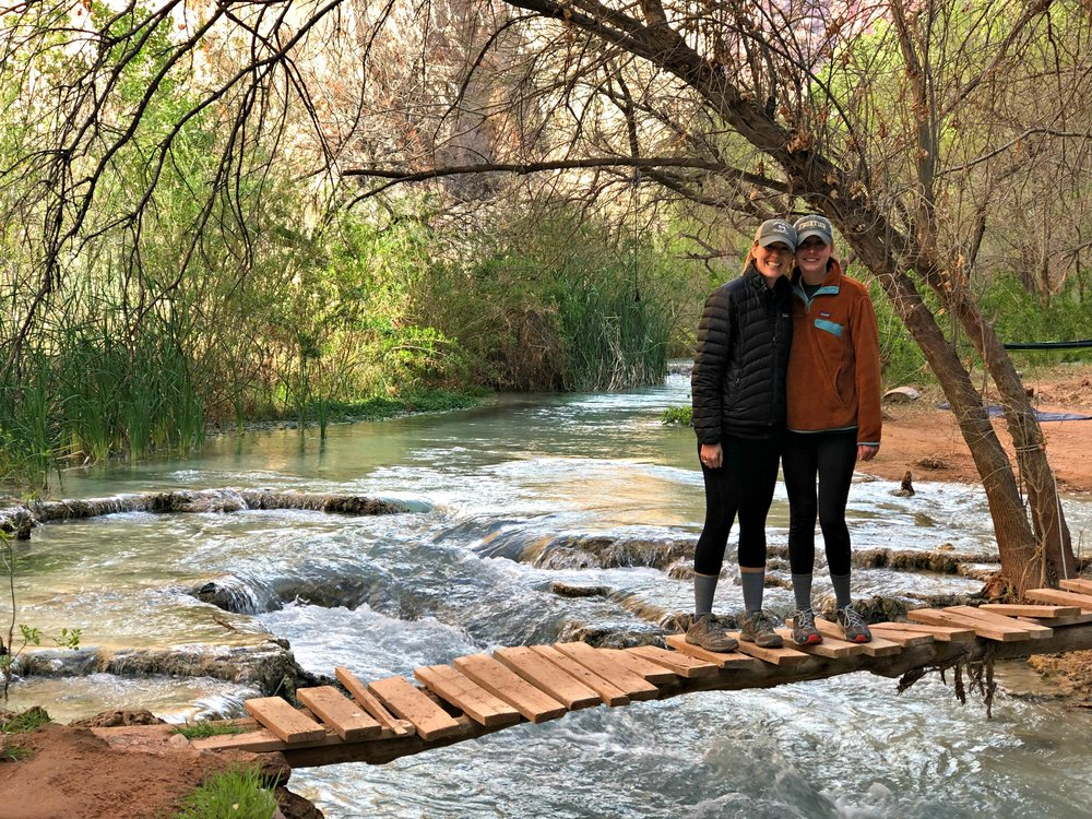 mom-daughter-bridge-over-havasu-creek
