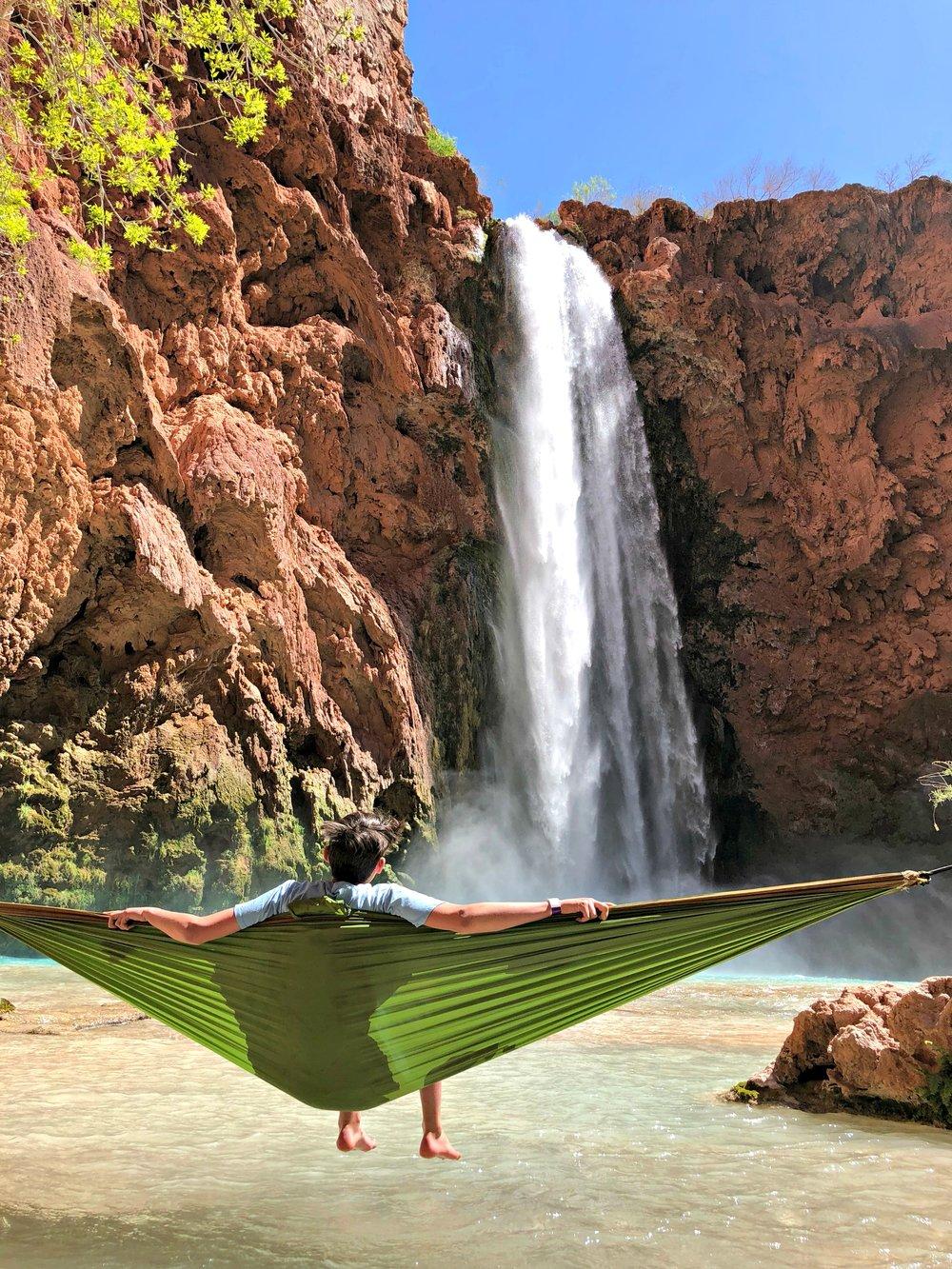 hobo-hammock-teenager-mooney-falls