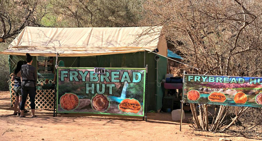 fry bread hut
