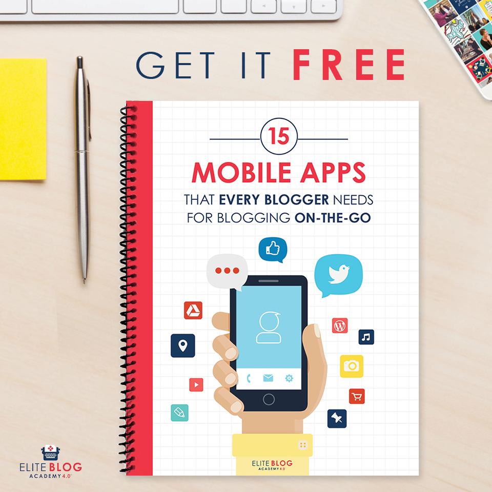blogging-mobile-apps
