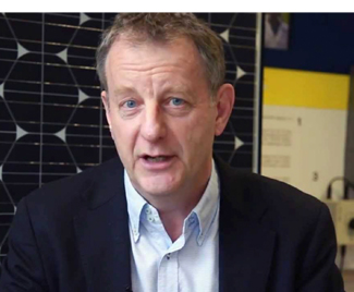 """I CHANGE  the campaign for clean energy by creating a commercial success in the solar sector to help show the way. ""    – Jeremy Leggett ,  Founding Director of Solarcentury and Chairman of SolarAid"