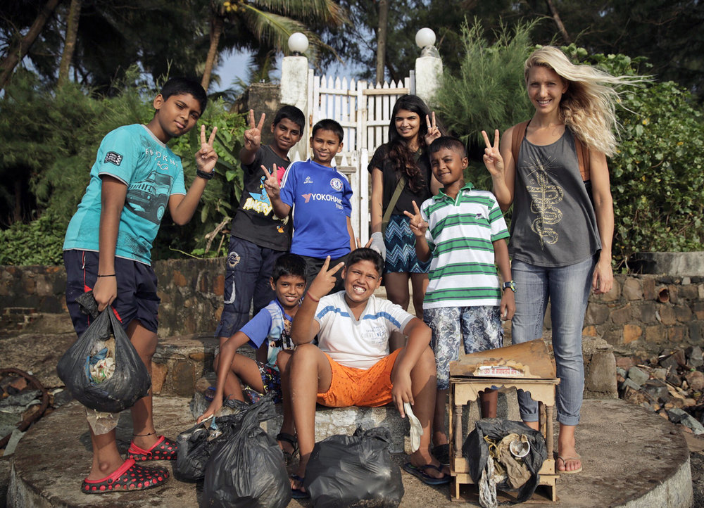 International Coastal Cleanup group