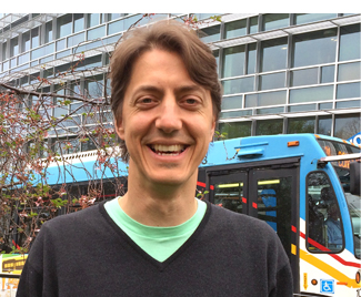 """""""I CHANGE  traffic patterns to lower idling time and emissions from city vehicles. """"    Paul Showman ,  City Planner"""