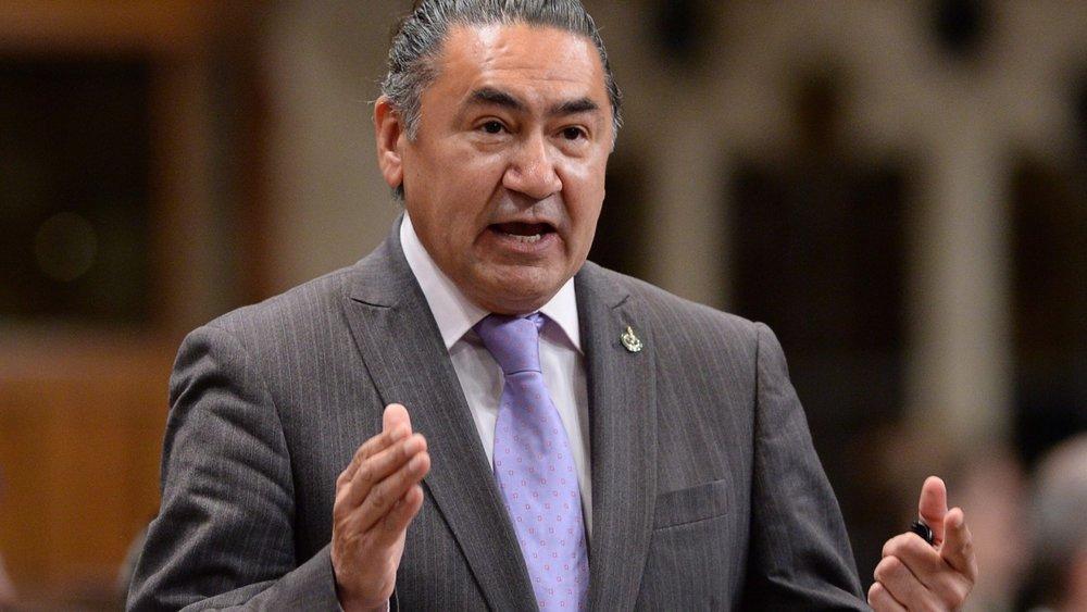 Romeo Saganash, Member of Parliament for Abitibi—Baie-James—Nunavik—Eeyou