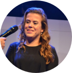 Valerie Vallenduuk Founder Present your Startup