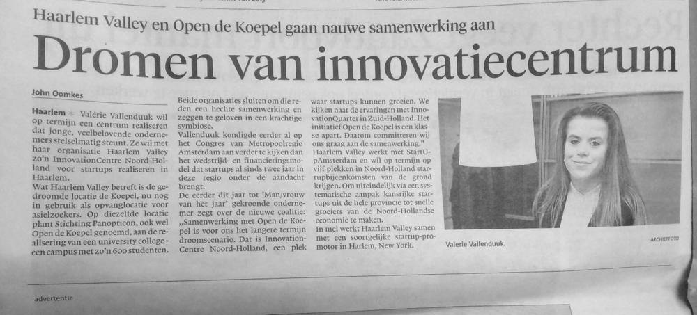 Haarlems Dagblad 24/02/16