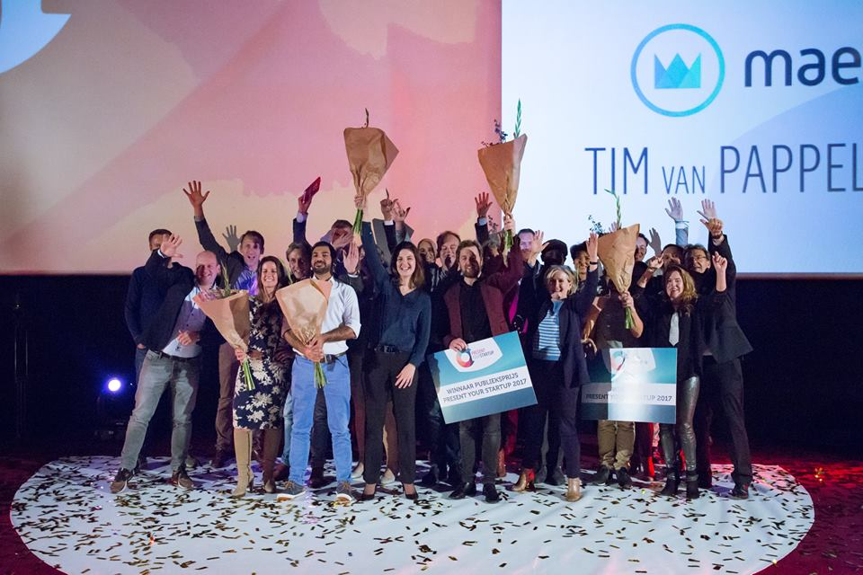 Finale Present Your Startup 2016