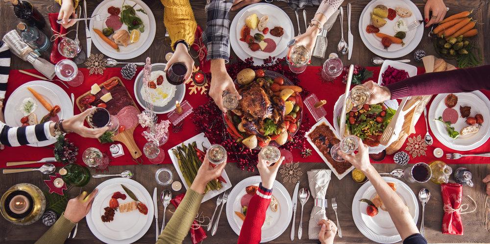 There's No Need to Overindulge -