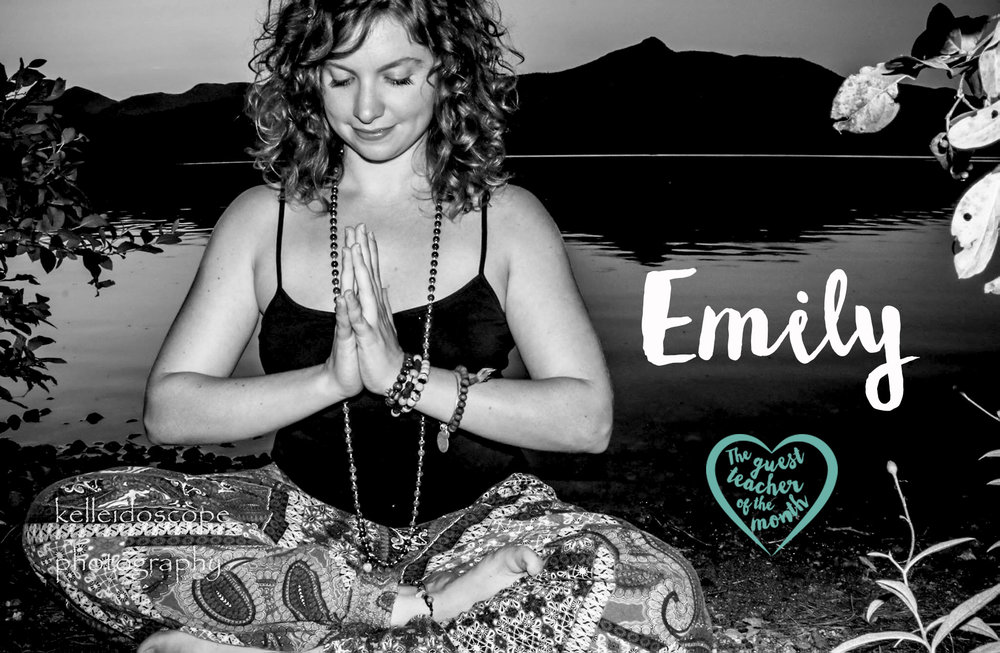 Emily Wiswell - Reykjavík Yoga Guest Teacher of December