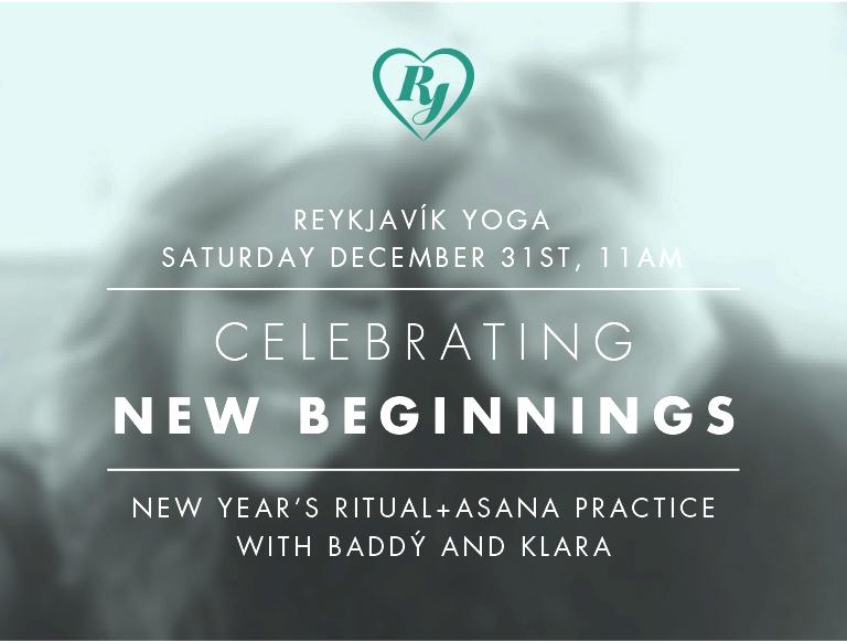 New Beginnings at Reykjavik Yoga