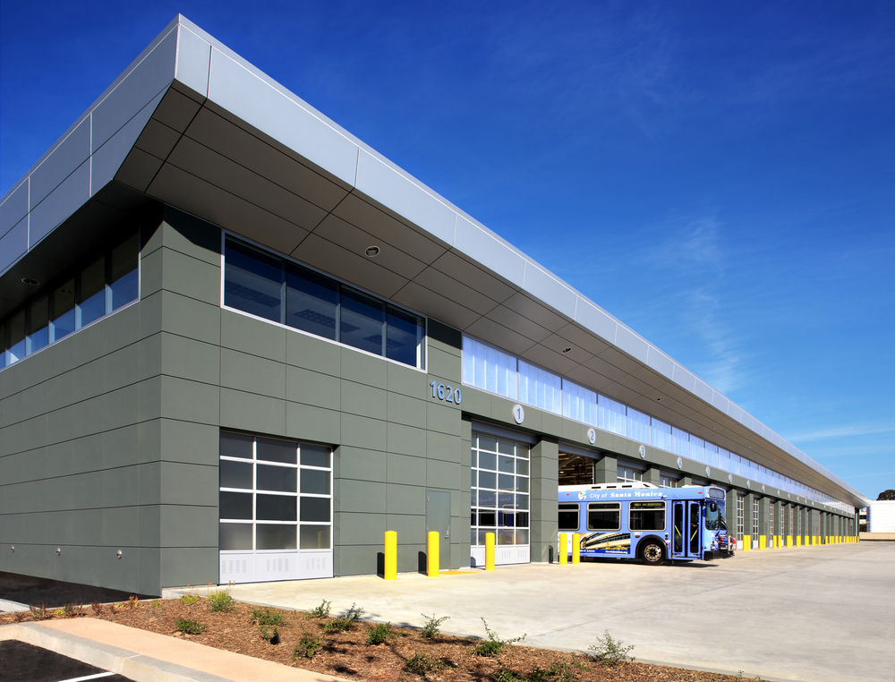 Industrial and commercial real estate ventures