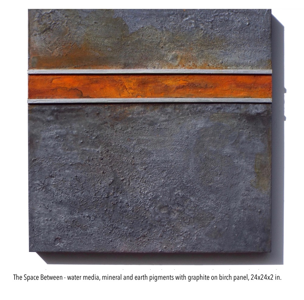 Stockamore, The Space Between, water media and pure pigment on panel, 24 x 24 x 2.jpg