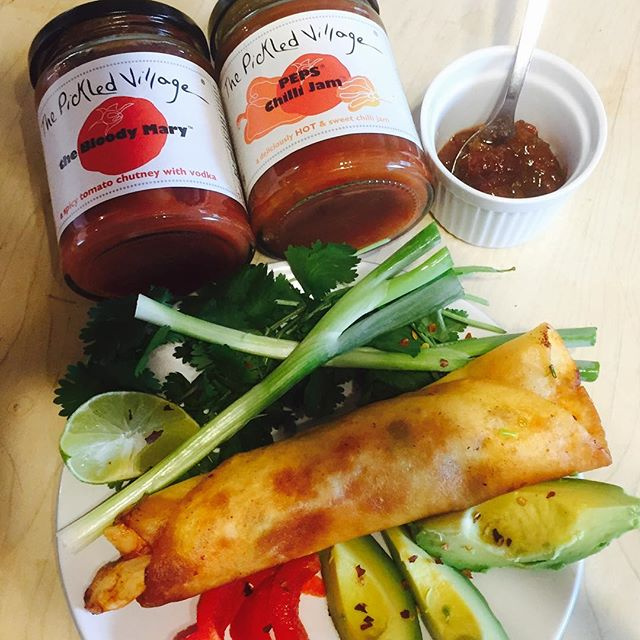 Feisty Friday. Like, comment and share for a chance to win a jar of The Bloody Mary Chutney