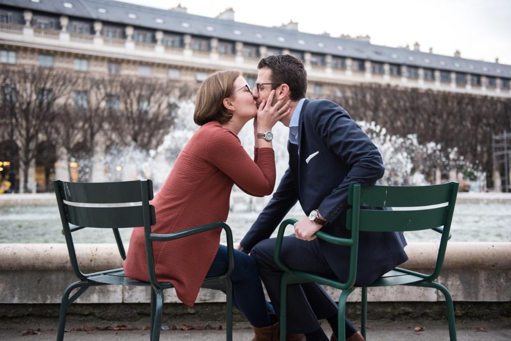 Exemple de shooting photo en couple