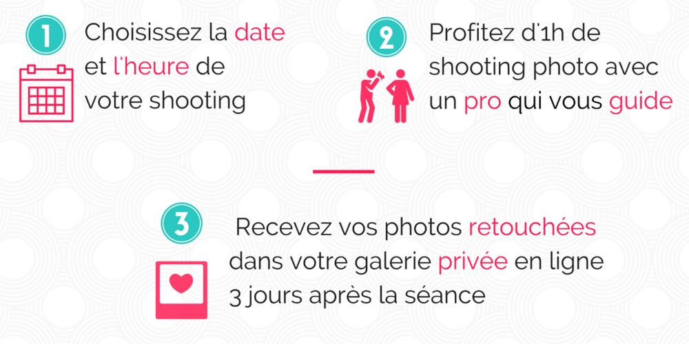 EverPhotoShoot - shooting photo couple
