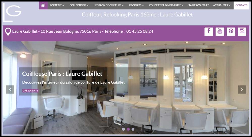 Laure Gabillet - 16ème