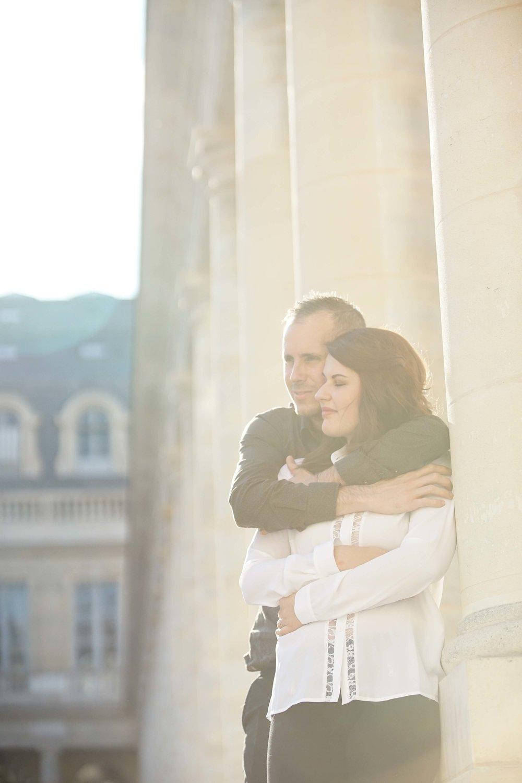"""Amour : """"Ma femme peut dormir tranquille dans mes bras """""""