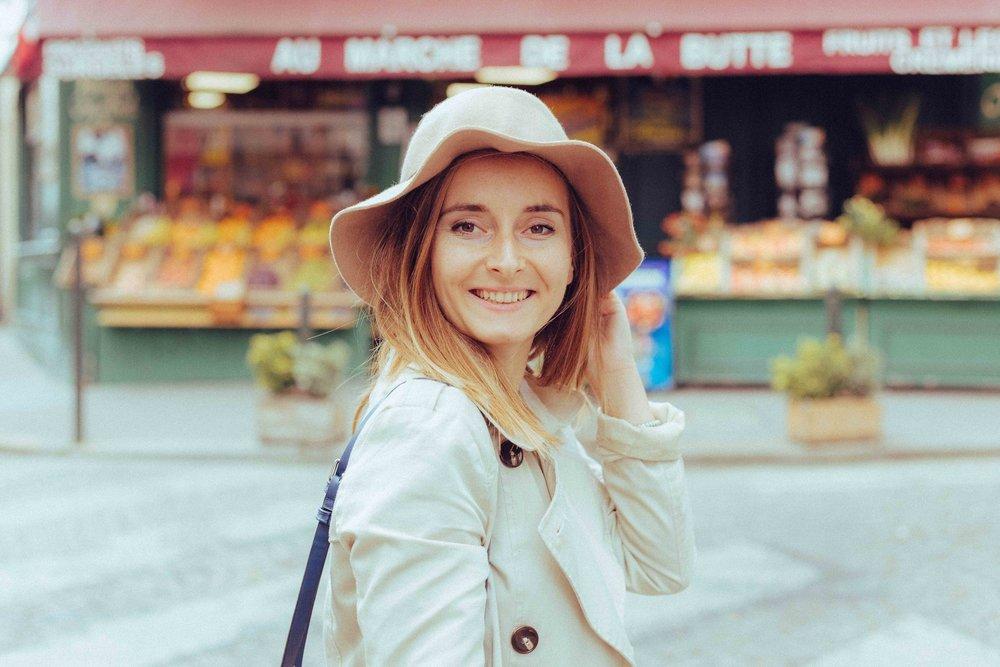 Portrait Lovers - Retrouvez-vous à Montmartre et passez un moment privilégié, seul ou à deux.Paris 18 ème