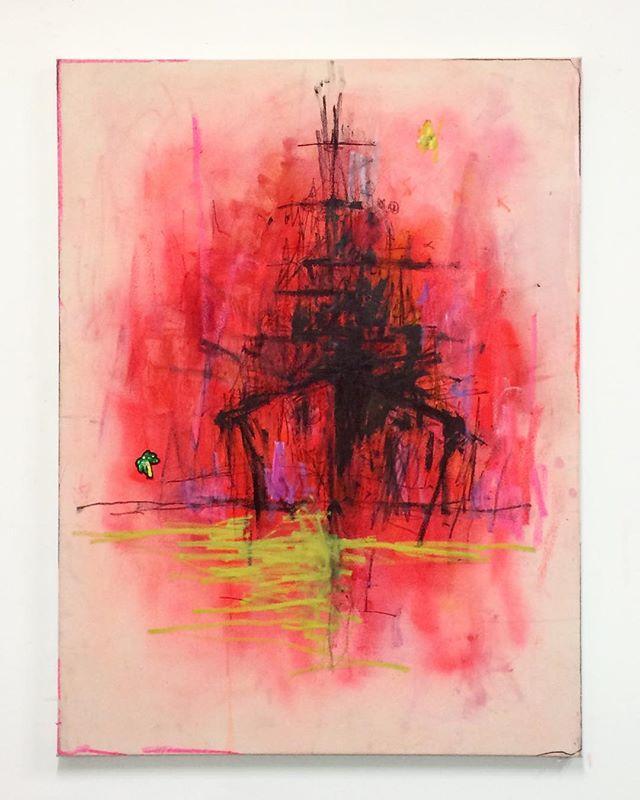 Missouri . . . . . #nam #namjoon  #nails  #battleship #babyshower #basketball #painting #drawing #newyorkartist #brooklynart #happyeaster
