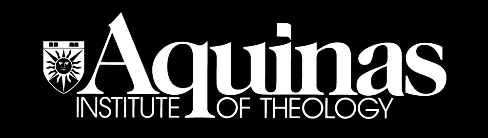 Aquinas Institute of Theology Logo