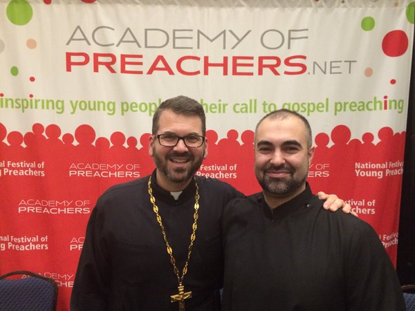 Eastern Orthodox Preachers