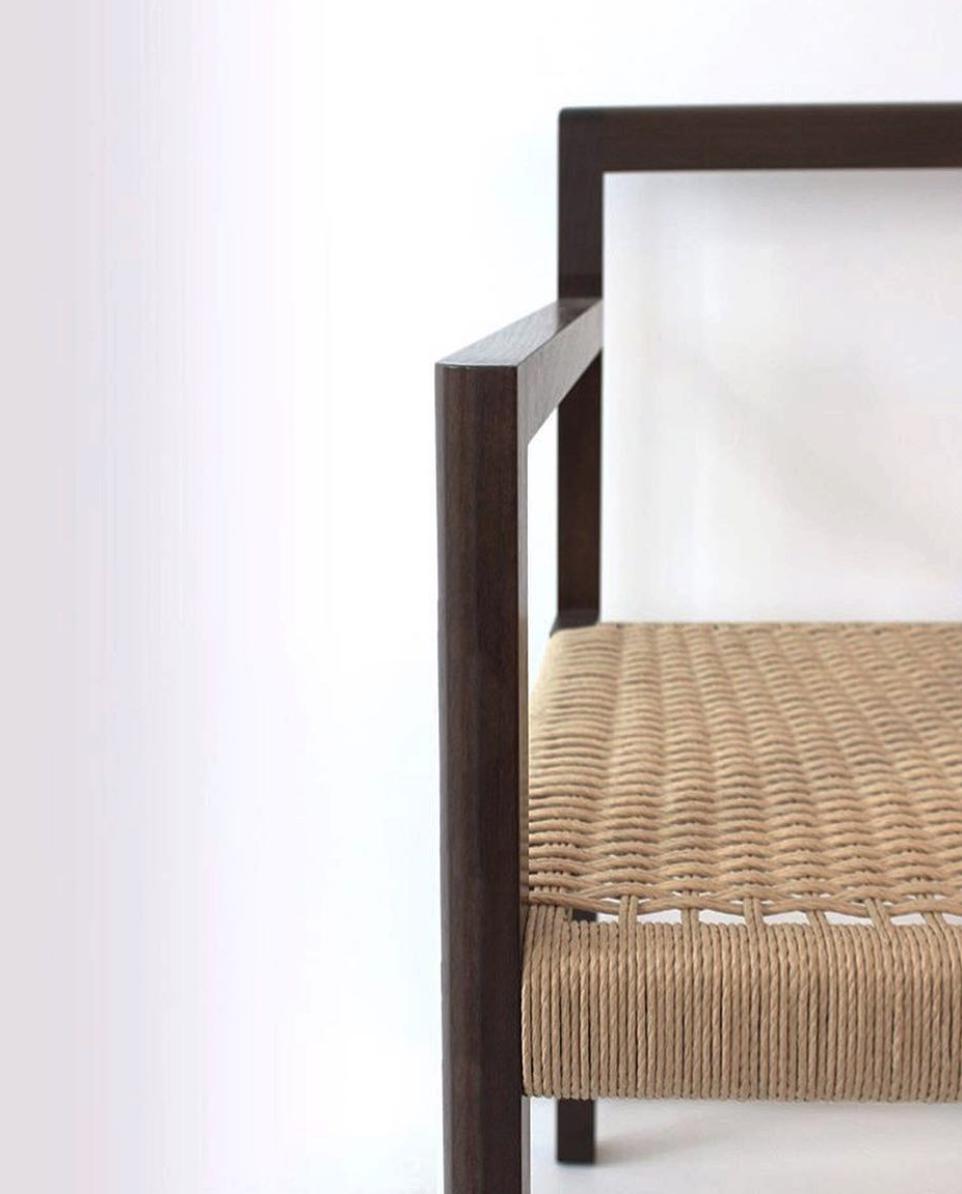 Densen Arm Chair W/ Danish Cord