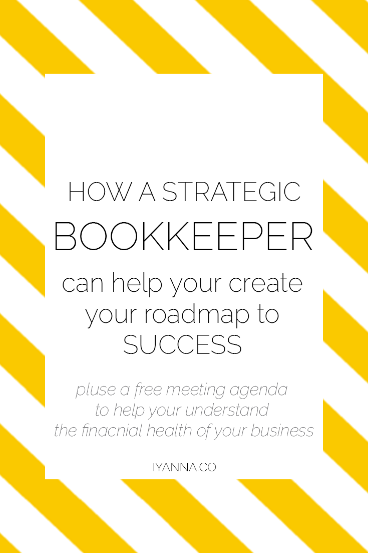 Working with a bookkeeper could be more than just receiving your financial statement. It includes you having someone who can consult you on running your business with increased financial health and help you set your goals. Here are the 5 things that go into working with a strategic bookkeeper.
