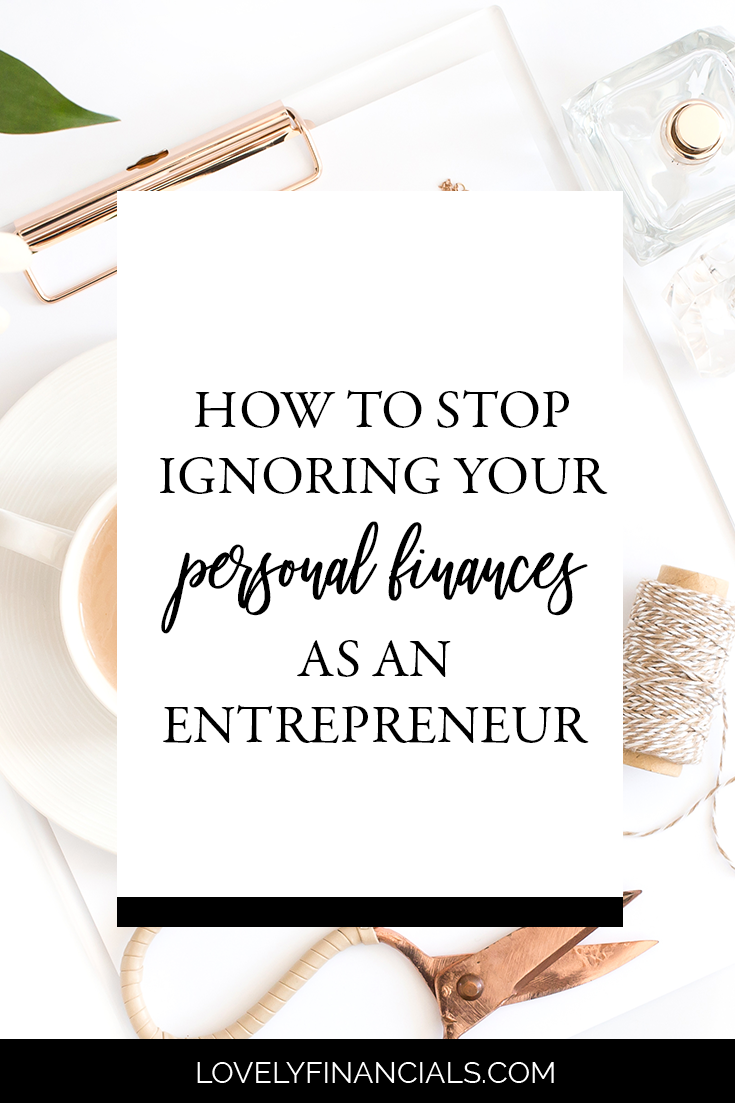 When I started my entrepreneurial journey, I began to ignore my personal finances. Can you relate?! In this post, I show you the budgeting system I use to regain control of my money!