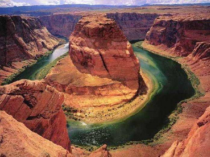 The Grand Canyon via  crystallinks