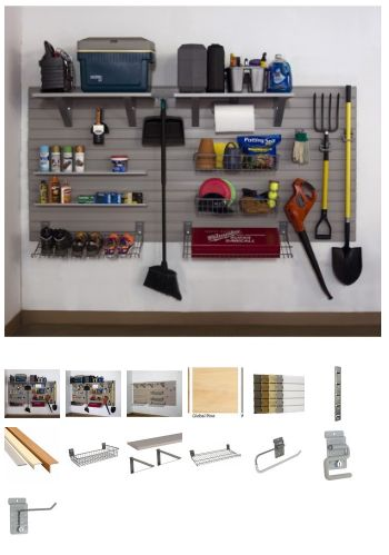 Dream Garage Storage Kit