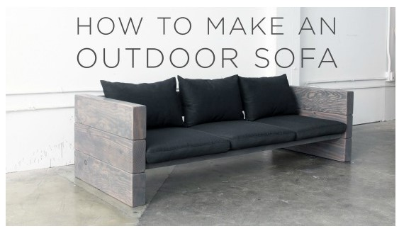 Homemade Modern  provides all the instructions, a video, and links for cushions.