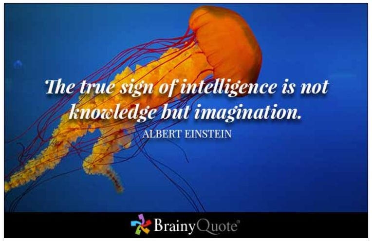 Both quotes are from  Brainy Quote