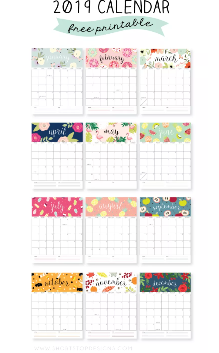 Free 12 Days Of Christmas Number Recognition Worksheet: Free Printable 2019 Calendars!!